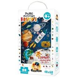 CzuCzu Puzzle obserwacyjne Kosmos 33695
