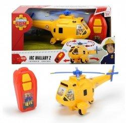 Strażak Sam Wallaby 2 Helikopter Zdalnie Sterowany Simba 3093004