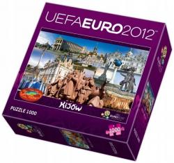 Puzzle Euro 2012 1000 el. Trefl 10255