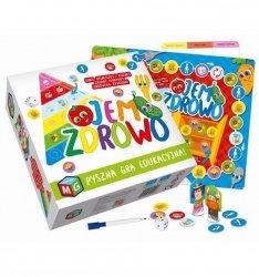 Gra Edukacyjna Jem Zdrowo Multigra 30051