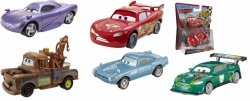 Auta 2 Szybka zmiana Cars 2 Mattel X0611
