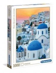 Puzzle Santorini 1000 el. Clementoni 39480