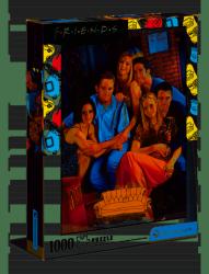 Puzzle Przyjaciele Friends 1000 el. Clementoni 39587