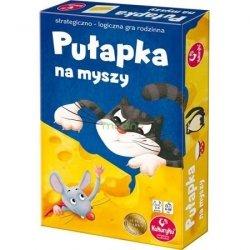 Gra Rodzinna Pułapka na Myszy Kukuryku Adamigo 56412