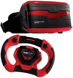 Racing - kierownica i gogle VR Real Feel Cobi 49400