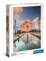 Puzzle Tadż Mahal 1500 el. Clementoni 31818