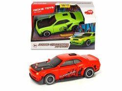 Samochód SOS Dodge Challenger SRT Hellcat Dickie 3752009