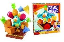 Gra Papuzia tratwa Mattel Y2551