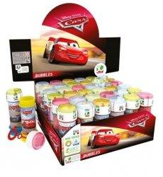 Bańki mydlane Cars Auta 60 ml Brimarex 54900
