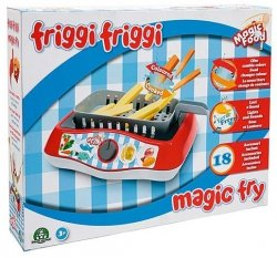 Zestaw Kuchenny Magic Fry Tm Toys 03727