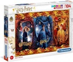 Puzzle 104 el. Harry Potter Clementoni 61885