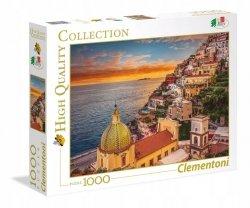 Puzzle Positano Włochy 1000 el. Clementoni 39451