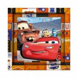 Puzzle z Ramką Cars Auta 60 el. Clementoni 38802