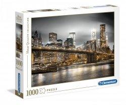 Puzzle HQ Nowy York Skyline Most 1000 el. Clementoni 39366
