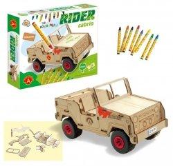 Zestaw Konstrukcyjny Składaki Drewniaki Rider Cabrio Alexander 2457