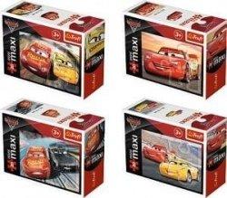 Puzzle Pierwszy na mecie Cars 20 el. Trefl 56003