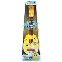 Gitara Ukulele z Żyrafką Zwierzątko