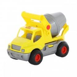 ConsTruck samochód betoniarka żółta Polesie 0797