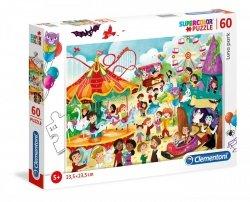Puzzle Lunapark 60 el. Clementoni 26991