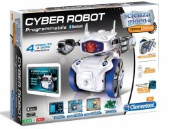 Cyber robot programowalny Clementoni 60596
