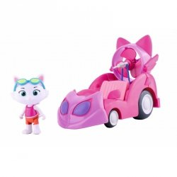 44 Koty Figurka Milady w kabriolecie Simba 0180210