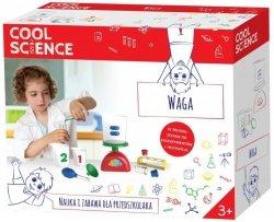 Waga Laboratoryjna Cool Science Nauka i Zabawa TM Toys 4002