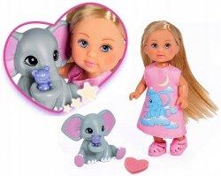 Lalka Evi i jej magiczny słoń Simba 5733355