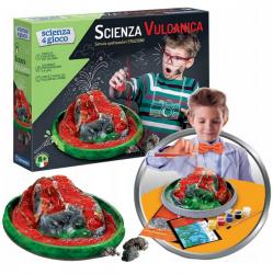Naukowa Zabawa Wulkanologia Clementoni 50327
