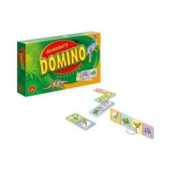 Domino Obrazkowe Dinozaury Alexander 0555