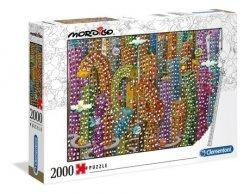 Puzzle Dżungla Mordillo 2000 el. Clementoni 32565