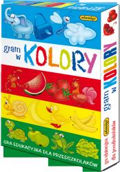Loteryjka obrazkowa Gram w kolory Adamigo 00594