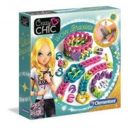 Crazy Chic Wow Bransoletki Clementoni 78525