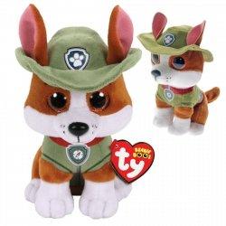 Maskotka Psi Patrol Tracker 15 cm TY