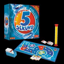 Gra 5 Sekund 2.0 Edycja specjalna 2019 Trefl 01780