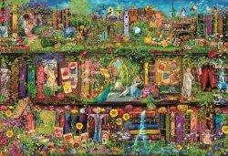 Puzzle Półka Ogrodowa 2000 el. Clementoni 32567
