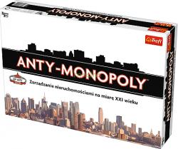 Gra planszowa Anty-Monopoly Trefl 01511