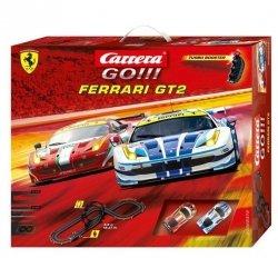 Tor wyścigowy Carrera Go Ferrari GT2 62373