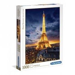 Puzzle Wieża Eiffla 1000 el. Clementoni 39514