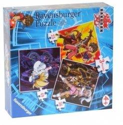 Puzzle Bakugan 3w1 Ravensburger 804993