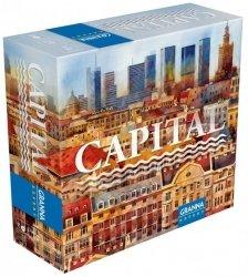 Gra planszowa ekonomiczna Capital Granna 00284