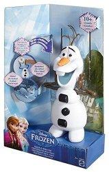 Olaf Kraina Lodu Frozen Bałwanek z dźwiękiem Mattel DGB75