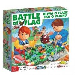 Gra klockowa Bitwa o flagę Small Army 190 el. Cobi 2970
