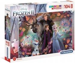 Puzzle Maxi Frozen 2 104 el. Clementoni 23738