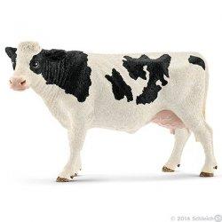 Krowa rasy Holsztyńskiej Figurka Schleich 13797