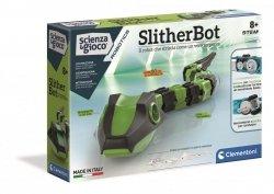 Slitherbot Wąż Robot do Złożenia Clementoni 50686
