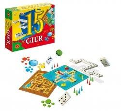 Zestaw 15 gier dla dzieci Alexander 0379