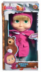 Lalka Interaktywna Masza Śpiewająca 30 cm Simba 9301035