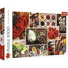 Puzzle Przyprawy kolaż 1000 el Trefl 10470