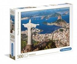 Puzzle Rio De Janeiro 500 el. Clementoni 35032