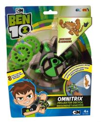 Projektor Obcych Ben 10 Zegarek Omnitrix Epee 76954